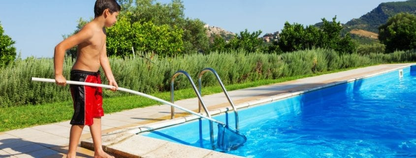Pool Chores for Kids