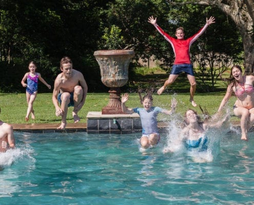 Why You Shouldn't Close Your Pool Early