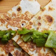 Hatch Chile Grilled Quesadilla