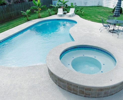 Can I Add a Spa to My Pool