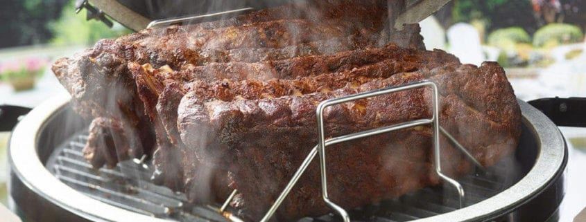 All ACEs Baby Back Ribs