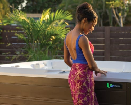 Five Things to Do to Your Hot Tub
