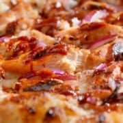 Barbecue Turkey Pizza