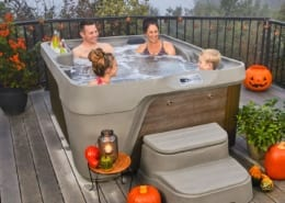 Halloween in Your Hot Tub