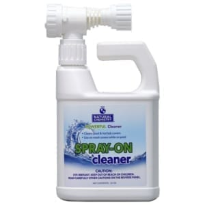 Spray-On Cleaner