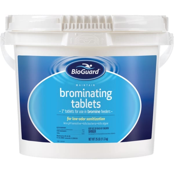 BioGuard Brominating Tablets25lb
