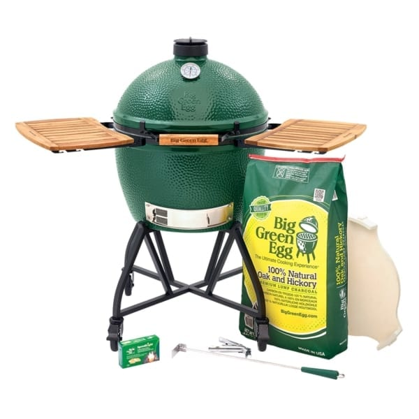 Big Green Egg XL IntEGGrated Nest+Handler with Mates Package